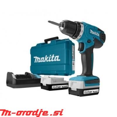 Makita DF347DWE akumulatorski vrtalni vijačnik, 14,4V