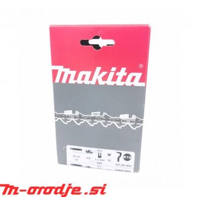 """Makita veriga 35cm/14"""", 3/8"""", 1,1mm, 52čl, 531291652"""
