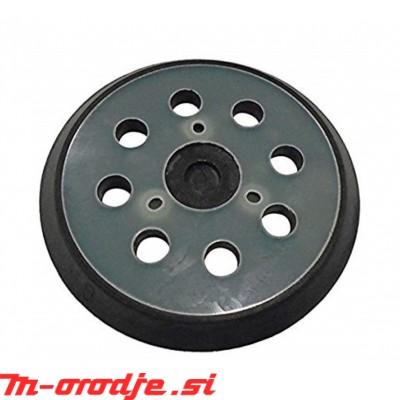 Makita podporni gumi krožnik z ježkom 123mm za BO5010 743081-8