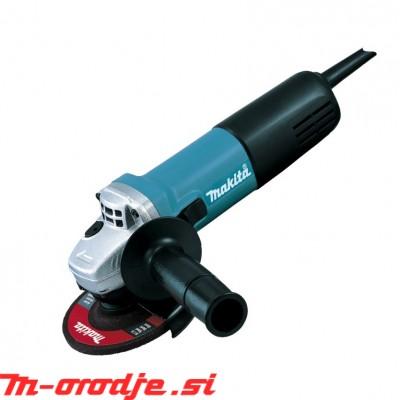 Makita 9557HNRG električni kotni brusilnik, 840W, 115mm