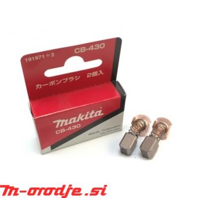 Makita ščetke CB-430