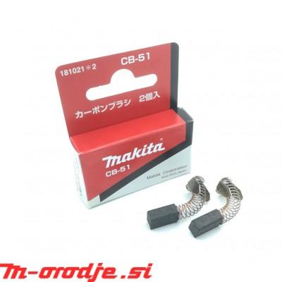 Makita ščetke CB-51 181021-2