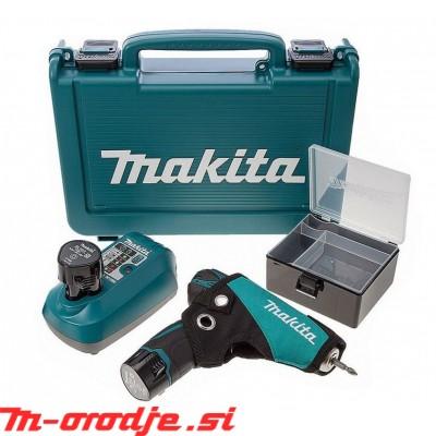 Makita DF330DWE akumulatorski vrtalni vijačnik, 10,8V
