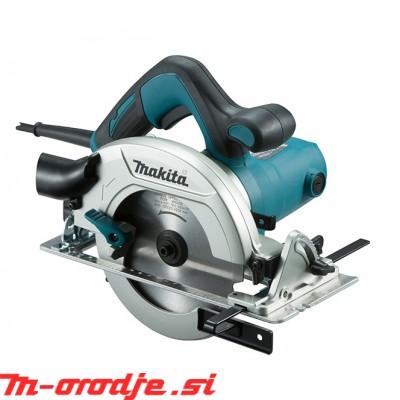 Makita HS6601 električna ročna krožna žaga, 1050W