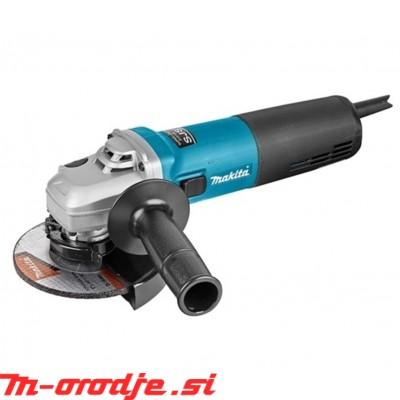 Makita 9565CVR električni kotni brusilnik, 1400W, 125mm