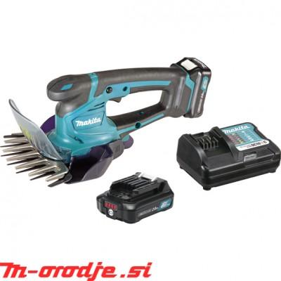 Makita UM600DWAE akumulatorske škarje za živo mejo, 12V, CXT