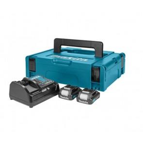 Makita CXT baterijski paket v kovčku 10,8V z polnilnikom