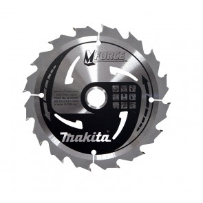 Makita žagin list TCT MForce 165x20mm, 16z