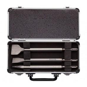 Makita 3-delni set dlet SDS-plus v kovčku D-42357