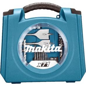 Makita 71-Delni set za vrtanje in vijačenje D-47145-6