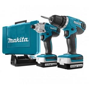 Makita DK1497 akumulatorski set
