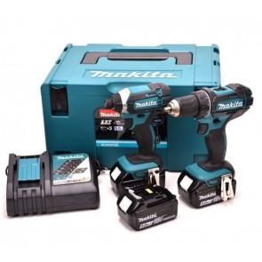 Makita DLX2127TJ1 akumulatorski set, 18V