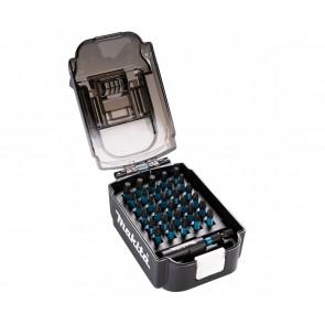 Makita 31 delni set vijačnih nastavkov Impact Black, E-03084, oblika baterije