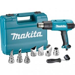 Makita HG6531CK električni fen na vroč zrak 2.000W