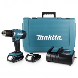 Makita DDF453SYE akumulatorski vrtalni vijačnik, 18V