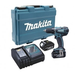 Makita DDF482RFE akumulatorski vrtalni vijačnik, 18V