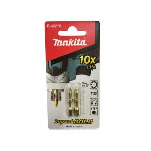 Makita vijačni nastavek T25 x 30mm Impact GOLD 2/1