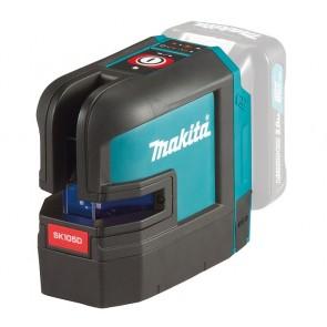 Makita SK105DZ akumulatorski križni laser, 10,8V/12V, CTX